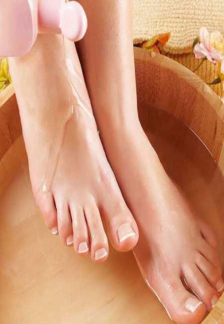 Foot Soak 1