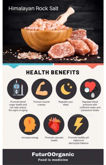 Himalayan Pink Salt Health Benefits