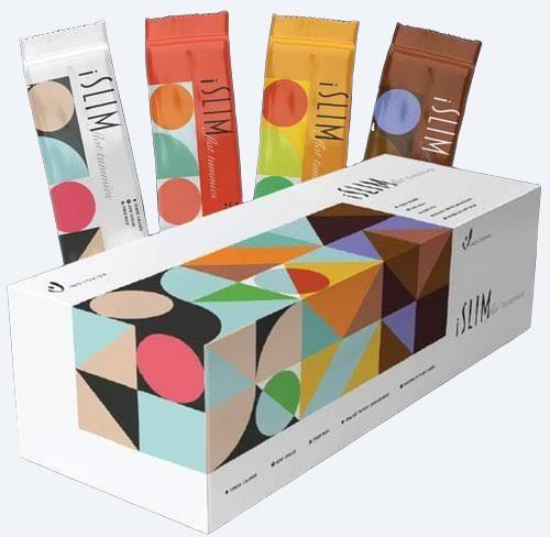 Indusviva i slim flat tummies | Indusviva islim chocolate