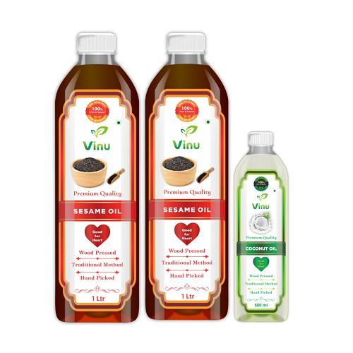 Organic Wood pressed cooking and edible oils | FuturO Organic