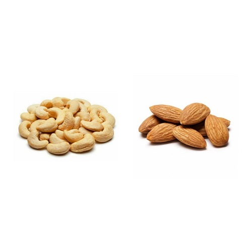 Futuro Combo Offer - Dry Fruits - Almond and Cashew