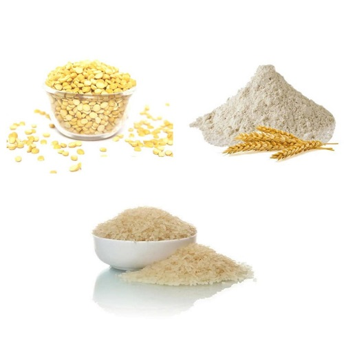 Futuro Combo Offer - Essential groceries - Toor dal, Wheat flour, Ponni Boiled Rice