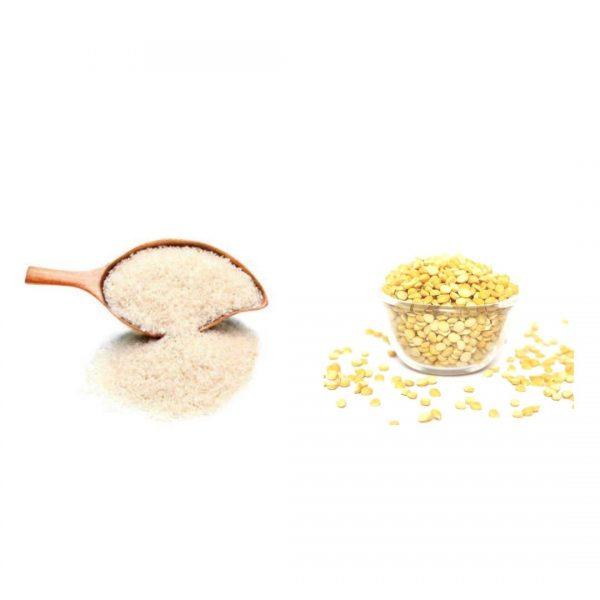 FuturO Combo - Ponni Raw Rice Toor Dal
