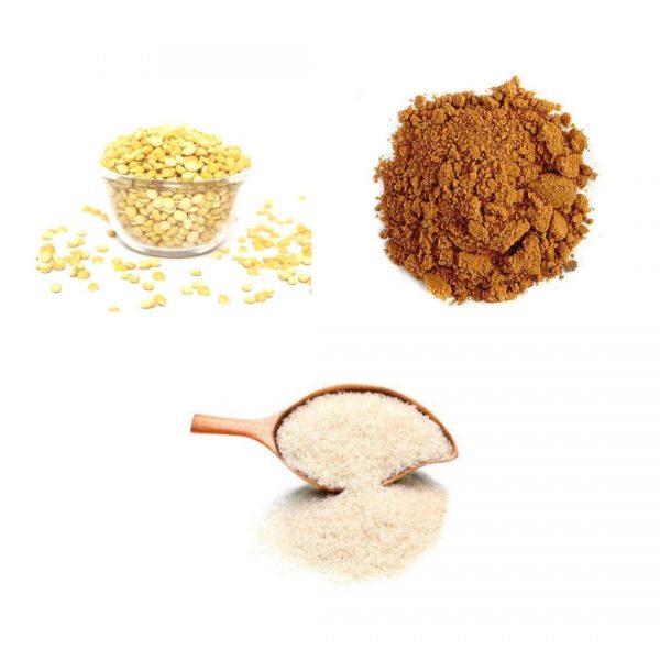 Futuro Combo - Toordal Jaggery Powder Ponni Raw Rice